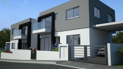 4-bed modern house Latsia-Dali!