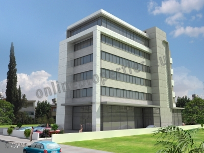 Commercial Office space in Modern building