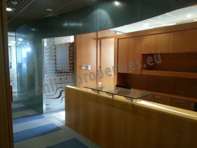 Executive office space in excellent location