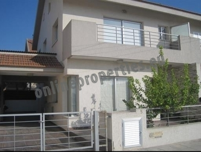 Nicely furnished house at Makedonitissa