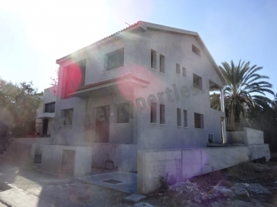 Semi Detached House at Strovolos under development