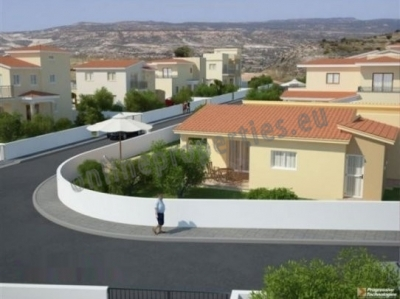 Luxury villa with magnificent views in Pissouri.