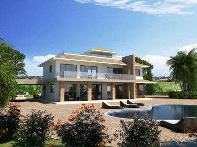 Beautiful detached large villa