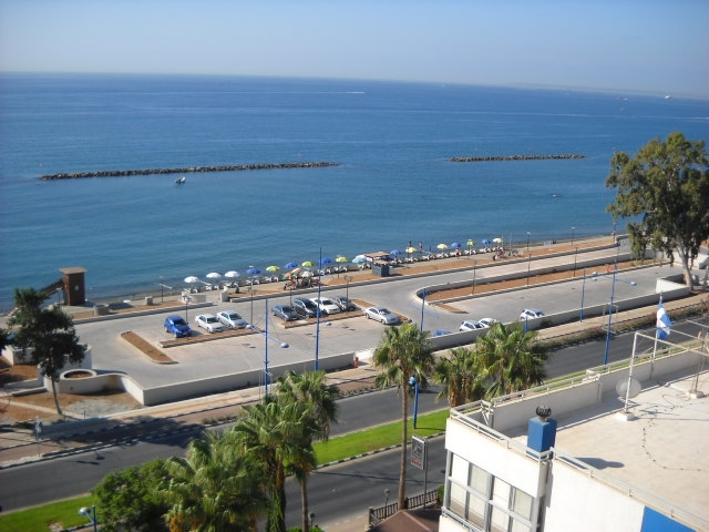 Seafront Luxury Penthouse in Limassol