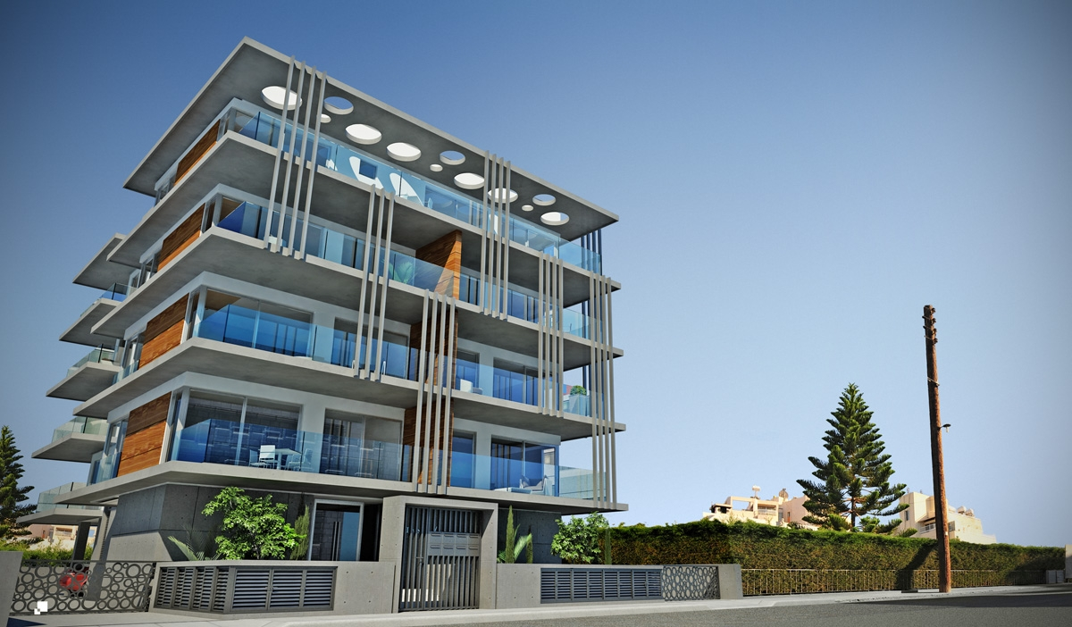 NEW 3 BED APARTMENT AG.ZONI