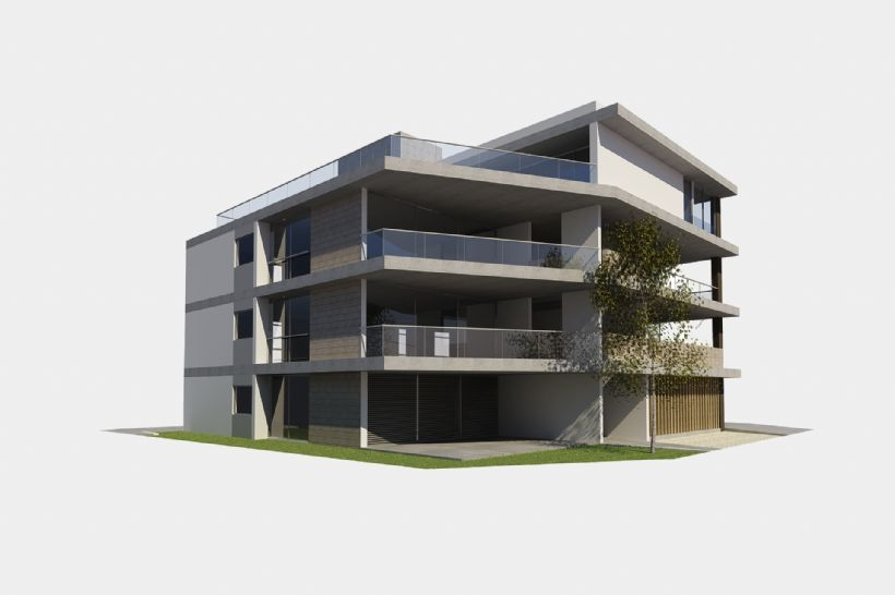 Brand New 3 Bedroom Modern Apartment in Engomi