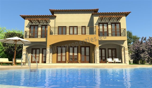 A luxury 5 bedroom villa