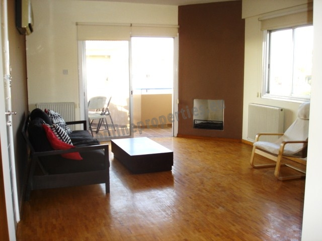 2 Bedroom with C/H and fireplace, furnished