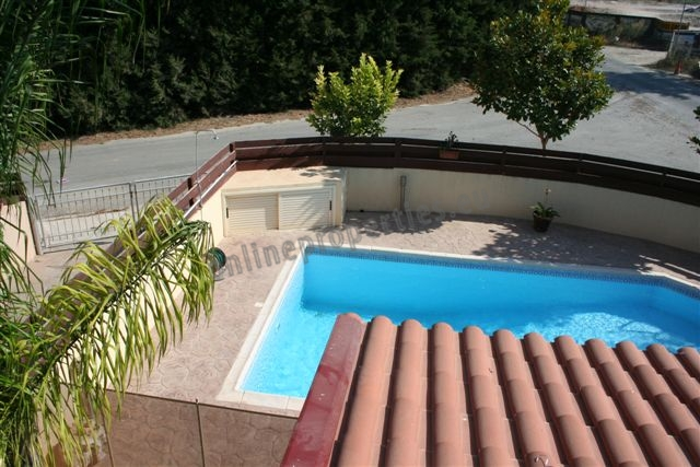 Detached 3 bedroom house in Fasouri