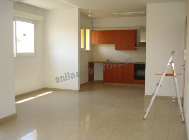 2 bedroom with 2 bathrooms in Aglantzia