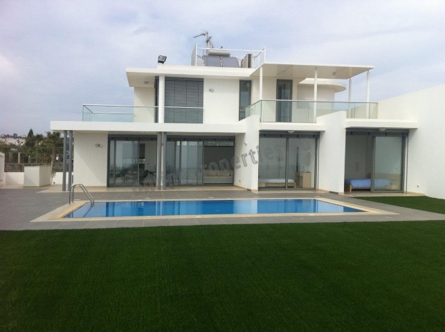 Modern Beachfront Villa in Agia Napa