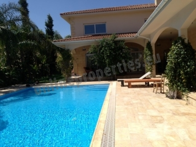 Beautiful 6 bed house in Makedonitissa