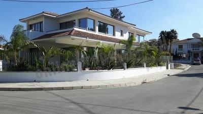 LUXURY HOUSE IN AGLANTZIA FOR RENT