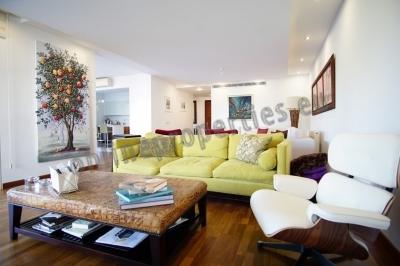 Fantastic Whole floor 3+1 apartment in Acropolis