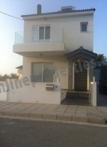 3BED + SOFITA LUXURY HOUSE FOR SALE IN KALLITHEA