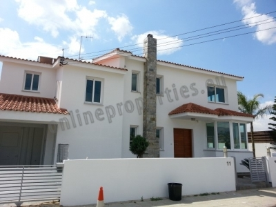 Refurbished 5bed Villa at Makedonitissa