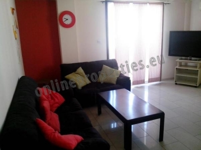 2 Bedroom flat with Internet and cable tv