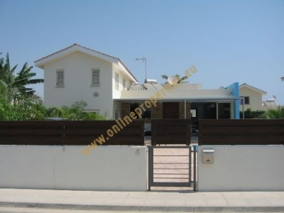 Prime Villa for Sale/Rent in Pervolia-Larnaca