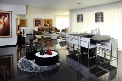 Full-floor apartments  with unmatched style