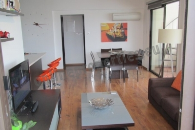 Modern two bed flat for sale in Agios Dometios