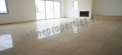3 Bedroom PentHouse Apartment For Rent In Engomi