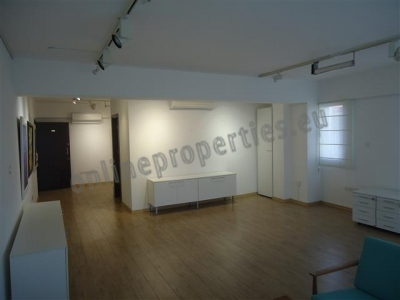 Multiple use office space in the heart of the city