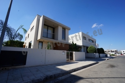 New luxurious House placed in Strovolos area