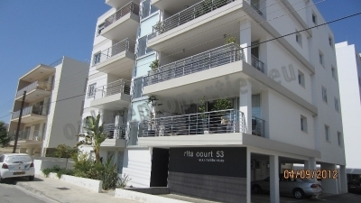 Modern furnished one bed off Larnakos Street