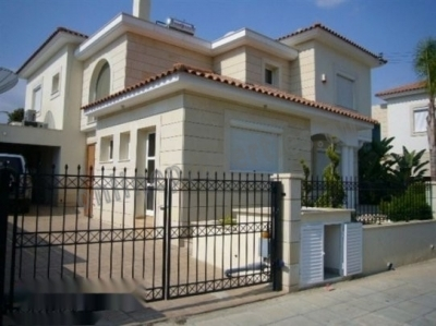 Fully furnished modern 4b/d house in Germasogia.