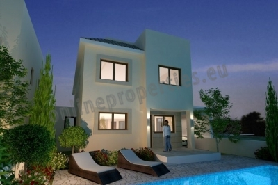 Brand New Luxurious House at Strovolos