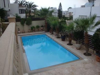 Supreme detached villa for rent in Montparnasse