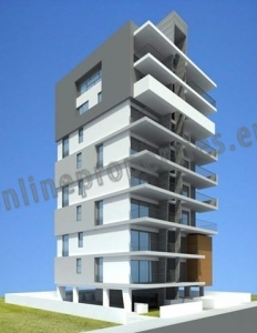 Two bed luxury apartment in the center of Nicosia