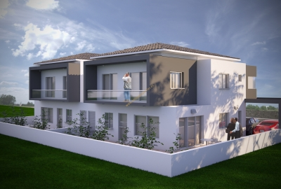Unique,luxury,modern House at Aglantzia!