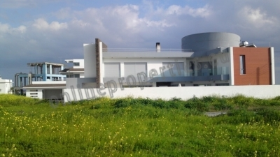 Luxury Modern house at the area of Leivadia