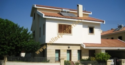 Nice detached house for sale in Strovolos
