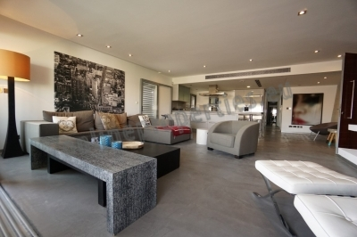 Modern Luxury Penthouse For Sale in Nicosia City