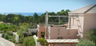 Mediterranean coastal living!