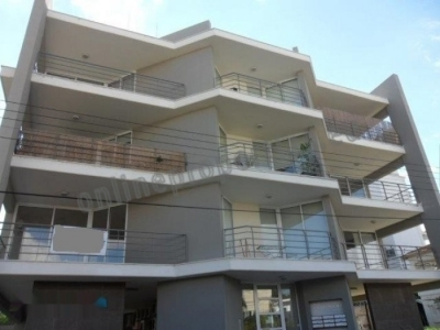 Modern 2bed flat on a small block in Engomi