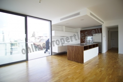 3 Bedroom Maisonette in Engomi