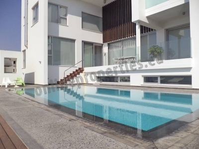 Luxurious Six Bed House with s/pool in Engomi