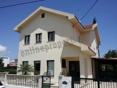 Detached House of 4bed unfurn.in Makedonitissa