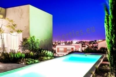 Luxury ECO Villa in Engomi For Sale