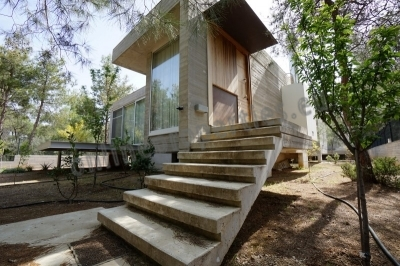 Luxurious Forest House at Pyrga!