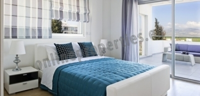 Luxury 1bedroom apartment in Aglantzia.