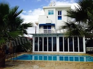 Zygi Beach Villa for rent or sale