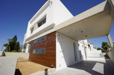 Brand New 4 Bedroom House In Strovolos