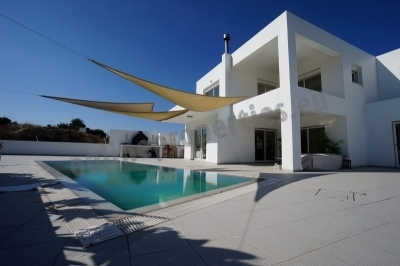 Featured Modern House of 5 bed+ at Latsia area-F