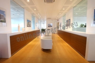 Exquisite modern office space in city center