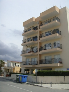 Furnished 1-bed at Agios Dometios!