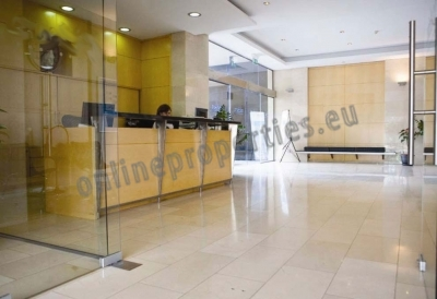 Executive office building in excellent location